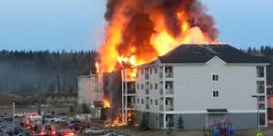 Renters Insurance: apartment fire