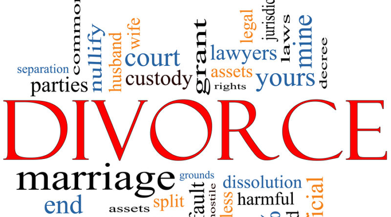 How does Divorce Change your Risk