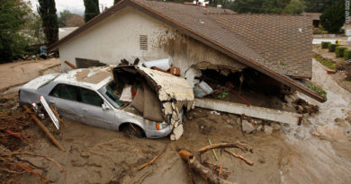Mudslide: risk control actions you can take