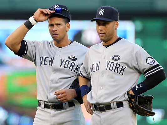 Insurance Millennials...Would you rather be ARod or Jeter?