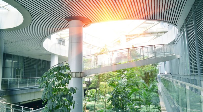 LEED: The Way To A Green Future With Sustainable Building Design