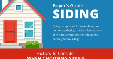 Buyer's Guide For Siding